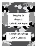 Imagine It Reading Grade 2 Unit 4 Lesson 1 Animal Camouflage Supplementals