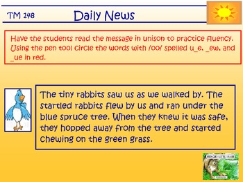 Imagine It Reading Grade 2 Unit 4 Lesson 2 Hungry Little Hare Powerpoint