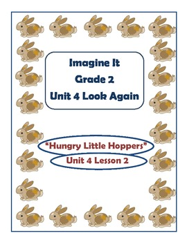 "Imagine It Reading Grade 2  Unit 4 Lesson 2 ""Hungry Little Hare"" Supplementals"