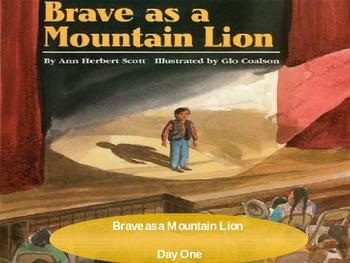 Imagine It Reading Grade 2 Unit 5 Lesson 5 Brave as a Moun
