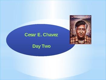 Imagine It Reading Grade 2 Unit 6 Lesson 5 Cesar E. Chavez Powerpoint