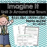 Imagine It Red Light, Green Light, Mama and Me Grade 2 {Editable}