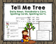 "Imagine It ""Tell Me Tree""  Unit 2.5 Reading Focus Wall-Gra"