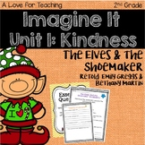 Imagine It The Elves and the Shoemaker Grade 2 {Editable}