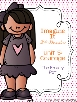 Imagine It The Empty Pot Grade 2 {Editable}