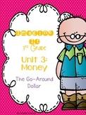 Imagine It The Go-Around Dollar Grade 3 {Editable}