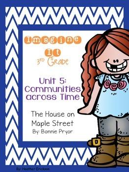 Imagine It The House on Maple Street Grade 3 {Editable}