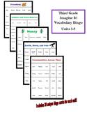 Imagine It! Third Grade Vocabulary Bingo Set