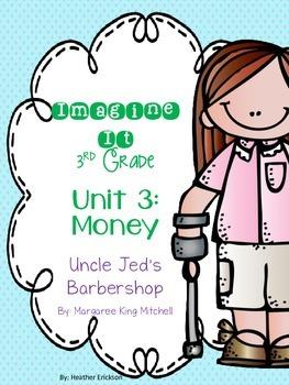 Imagine It Uncle Jed's Barbershop Grade 3 {Editable}