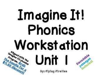Imagine It Unit 1 Phonics Workstation