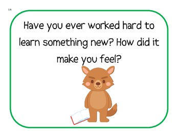 Imagine It! Unit 1 Focus Questions and Purposes for First Grade