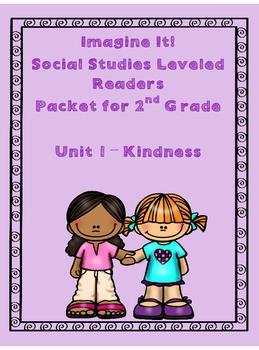 Imagine It Second Grade Unit 1 Social Studies Leveled Read