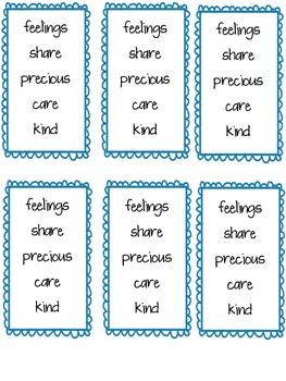 Imagine It Unit 1 Vocabulary Cards