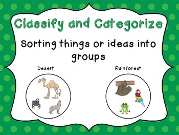 Imagine It! Unit 4 Genre and Comprehension posters for First Grade