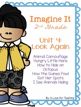 Imagine It Unit 4 Look Again Grade 2 {Editable}