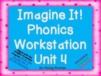 Imagine It Unit 4 Phonics Station