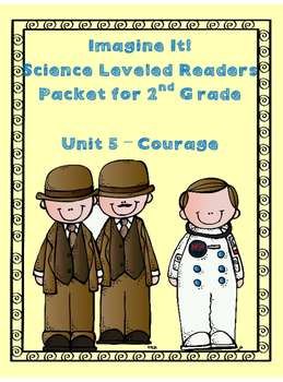 Imagine It Second Grade Unit 5 Science Leveled Reader Activities