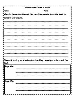 Imagine It Second Grade Unit 6 SS Leveled Reader Activities