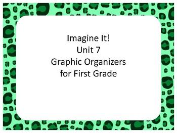 Imagine It! Unit 7 Graphic Organizers First Grade