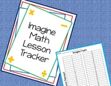 Imagine Math Data Tracker