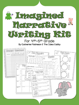 Imagined Narrative Writing Kit
