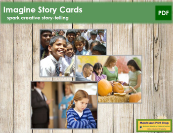 Imagine Story Cards