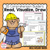Sweet and Simple: Comprehension Builders for Beginning Readers- Mental Images