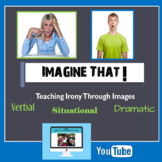 Dramatic, Verbal, and Situational Irony Activity - Irony Types