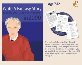 Imagine You Are An Old Toy And Write Your Story (7-11 years)
