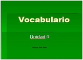 Imagine it! Imaginalo! Unit 4 Primer Grado Vocabulary vencindario