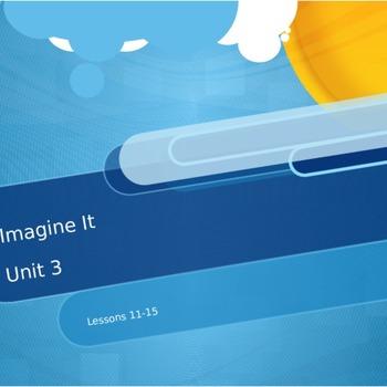 Imagine it Unit 3 Lesson 11 Powerpoint