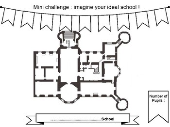 Imagine your ideal school !