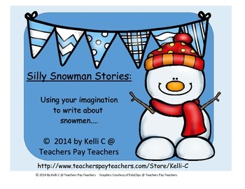 Silly Snowman Stories
