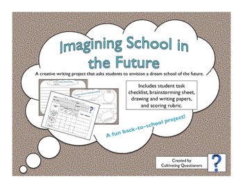 Imagining School in the Future: A Creative Writing Project