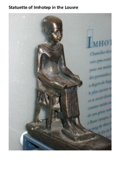 Imhotep Handout