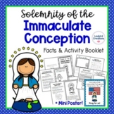 Immaculate Conception Activities Booklet