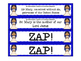 Immaculate Conception ZAP! Plurals, Nouns, Verbs, Fragment