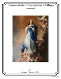 Immaculate Conception of Mary - December 8