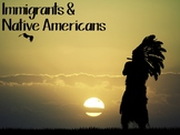 Immigrants, Native Americans, and Major U.S. Geography