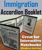 Immigration to America Activity (Ellis Island, Jane Adams, Hull House, etc.)