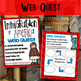 Immigration Bundle: WebQuest, Book Studies, and Poetry Activity for Grades 3-4