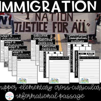 Immigration/Executive Order Informational Packet