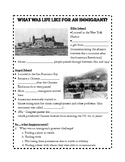 Immigration [Fill-In-the-Blank Worksheet]