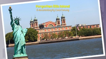 Immigration Forgotten Ellis Island