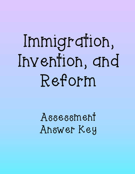 Immigration, Invention, and Reform