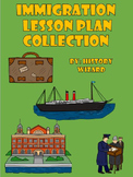 Immigration Lesson Plan Collection