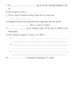 Immigration Lesson PowerPoint Presentation and Notes Sheet