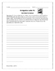 Immigration Letters Activity