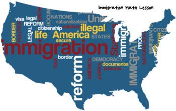 Immigration Math Lesson
