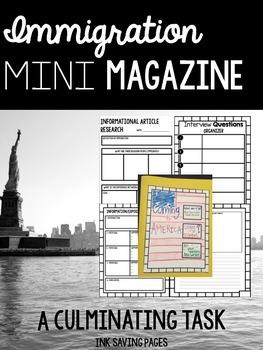 Immigration Mini Magazine
